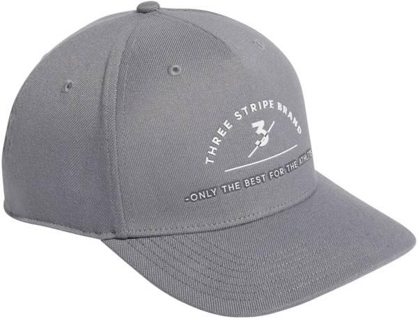 adidas Men's Three Stripes Brand Golf Hat product image