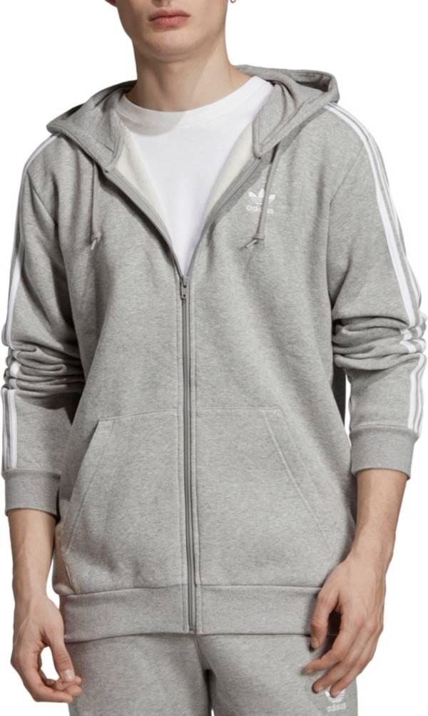 Empeorando Opaco Autenticación  adidas Originals Men's 3-Stripes Full Zip Hoodie   DICK'S Sporting Goods