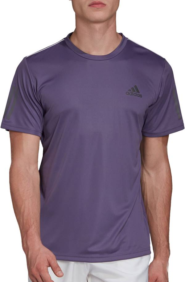 adidas Men's 3-Stripes Tennis T-Shirt product image