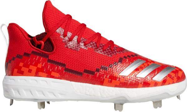 adidas Men's Icon V 8-Bit Metal Baseball Cleats product image