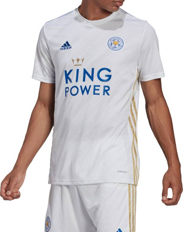 adidas Men's Leicester City '20 Away Replica Jersey product image