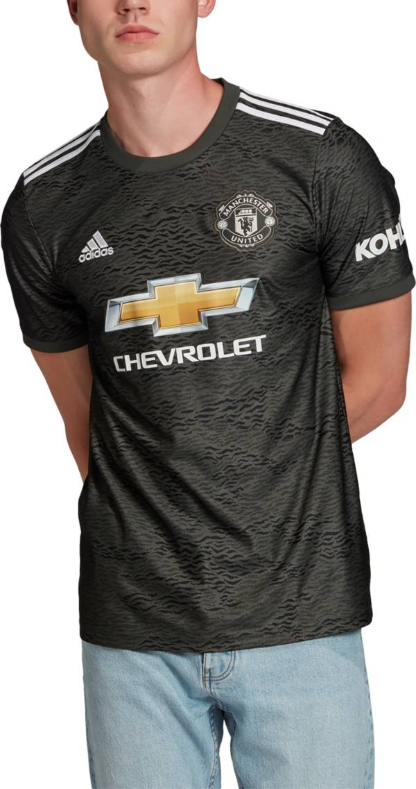 adidas Men's Manchester United '20 Away Replica Jersey product image