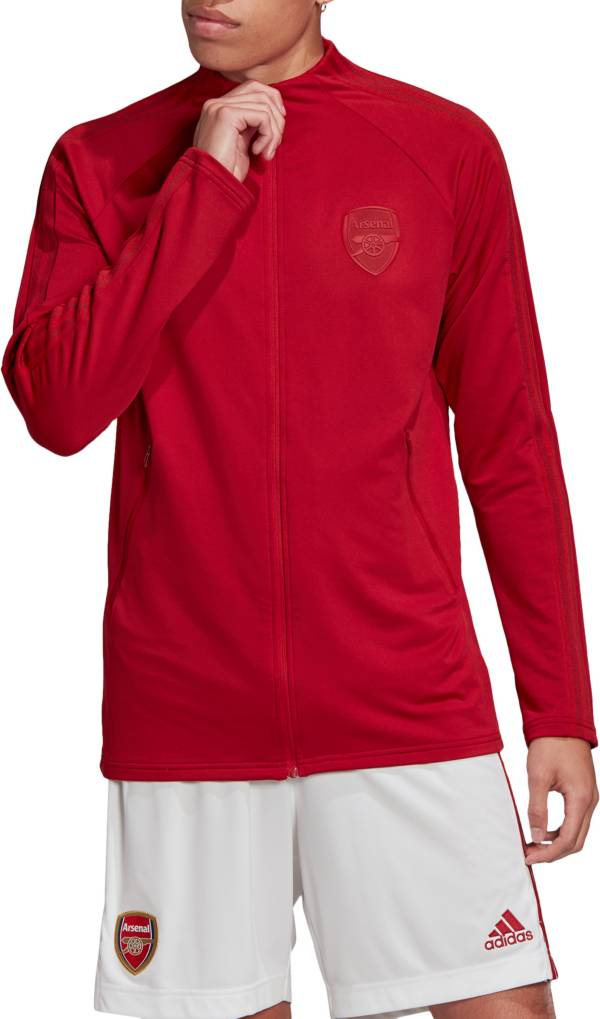 adidas Men's Arsenal Red Anthem Full-Zip Jacket product image