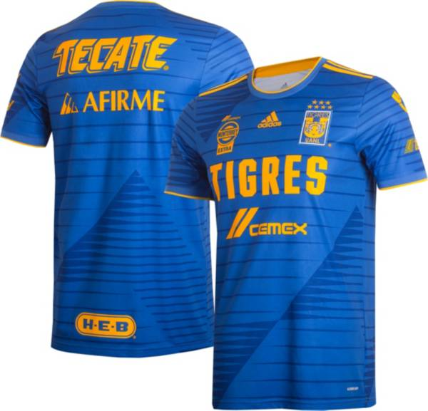 adidas Men's Tigres UANL '20 Away Replica Jersey product image