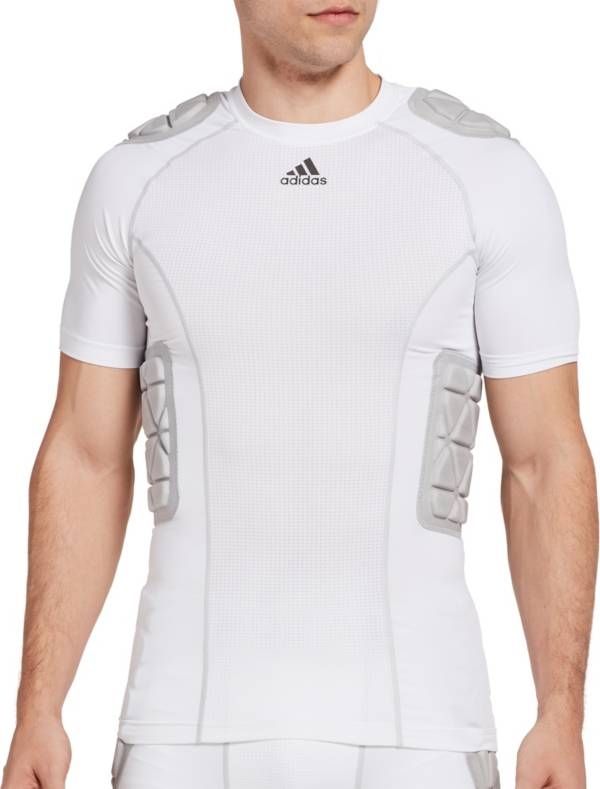 Adidas Adult Techfit Padded Football Shirt product image
