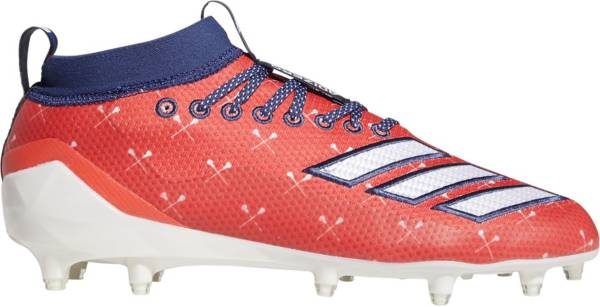 adidas Men's adizero 8.0 Burner Lacrosse Cleats product image