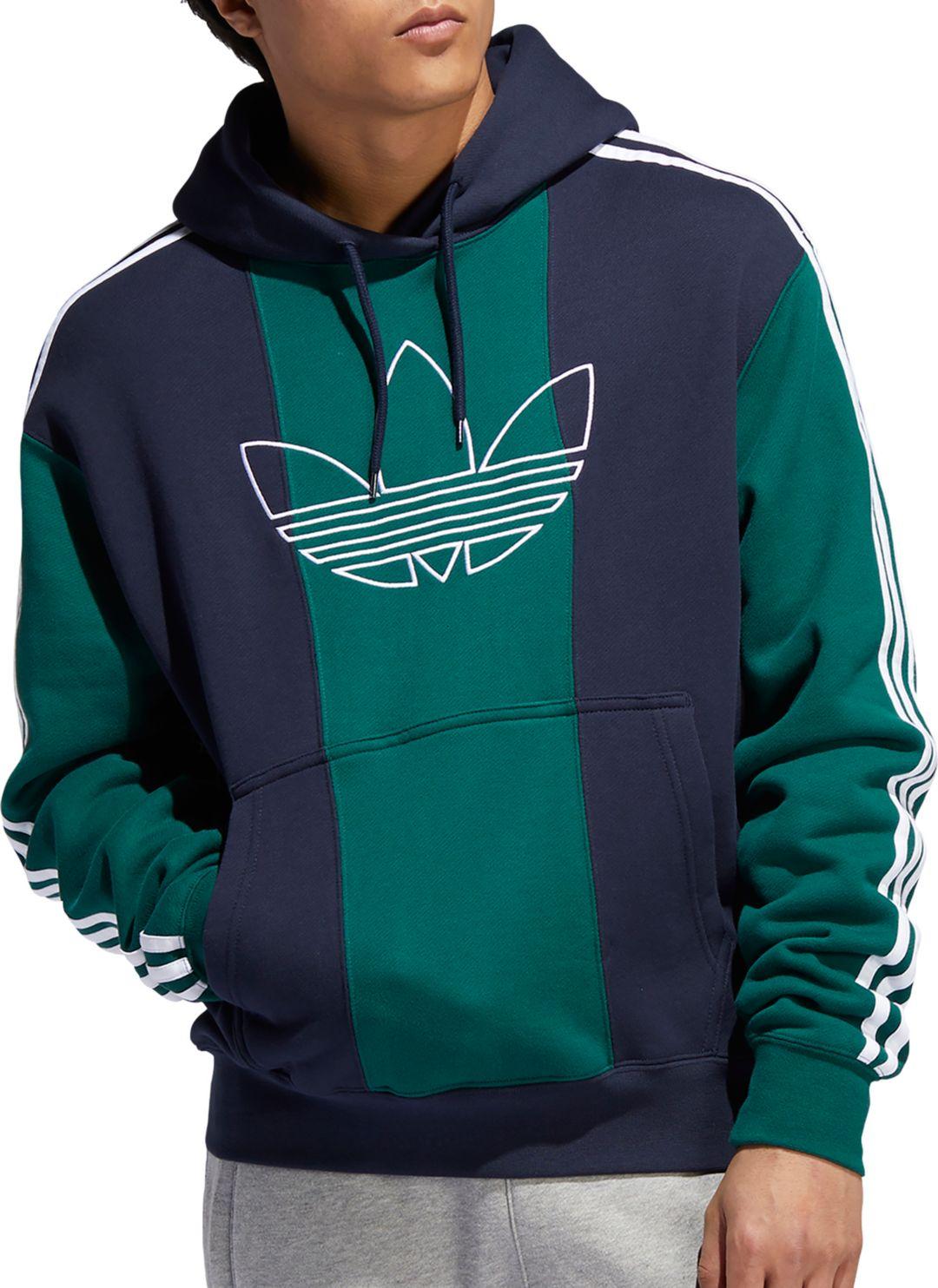 6efba451 adidas Originals Men's Off Court Trefoil Hoodie