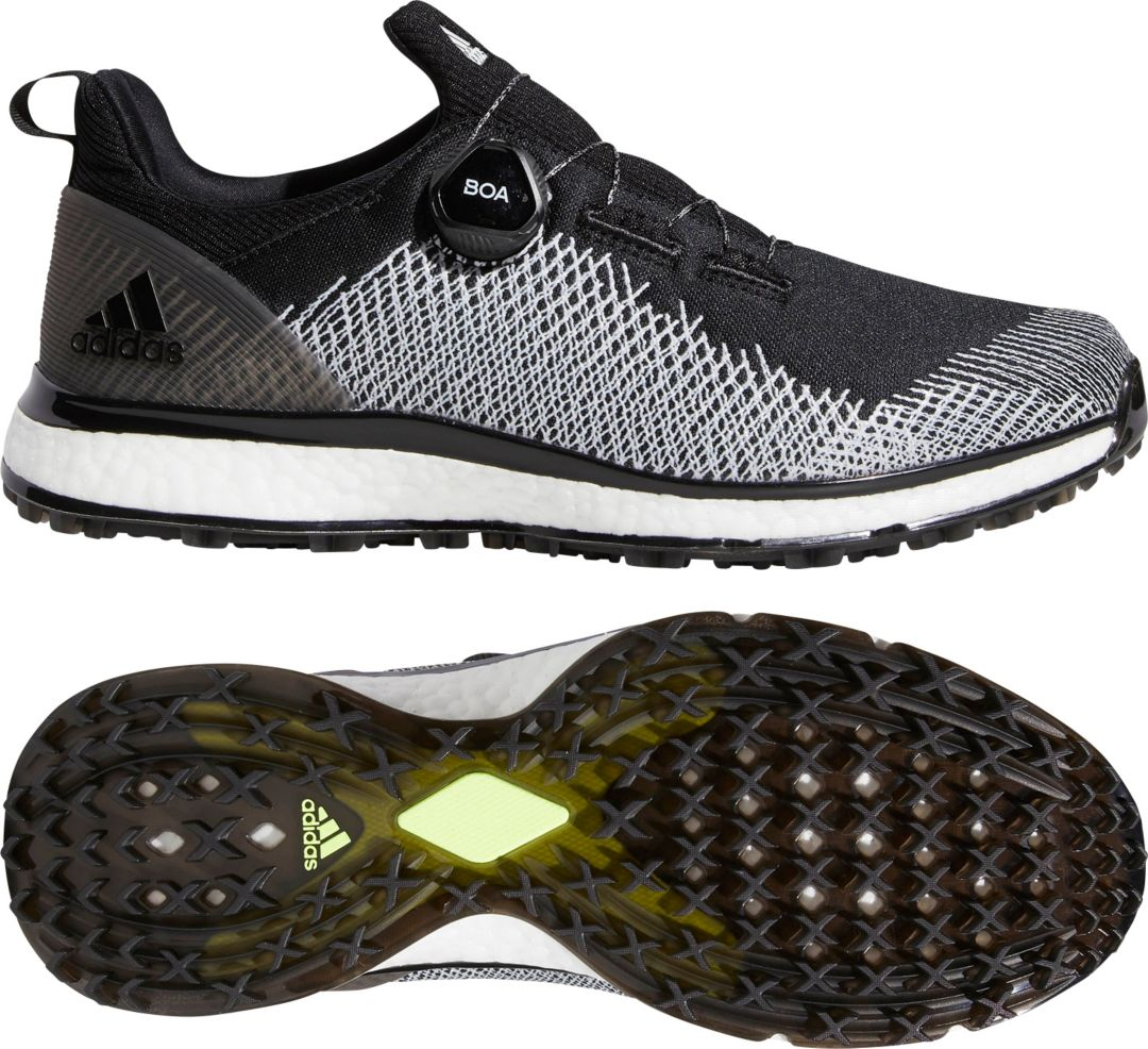 adidas Men's FORGEFIBER BOA Golf Shoes | DICK'S Sporting Goods