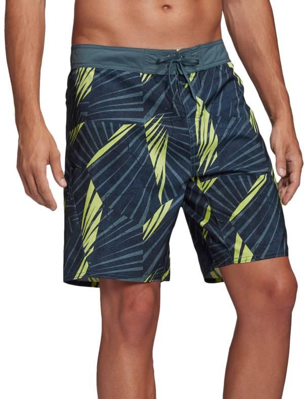 adidas Men's Graphic Tech Swim Shorts product image