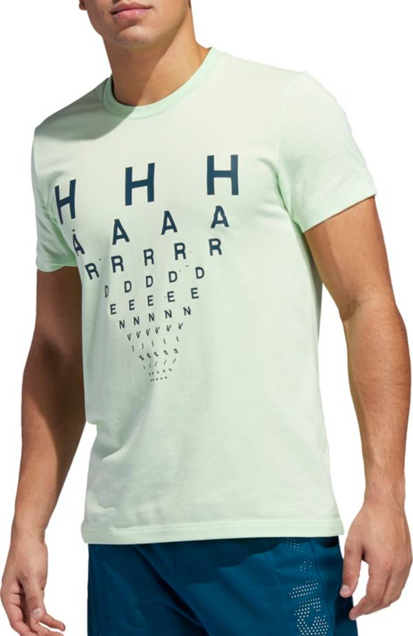 adidas Men's Harden Vol 4 Art Graphic Basketball T-Shirt product image