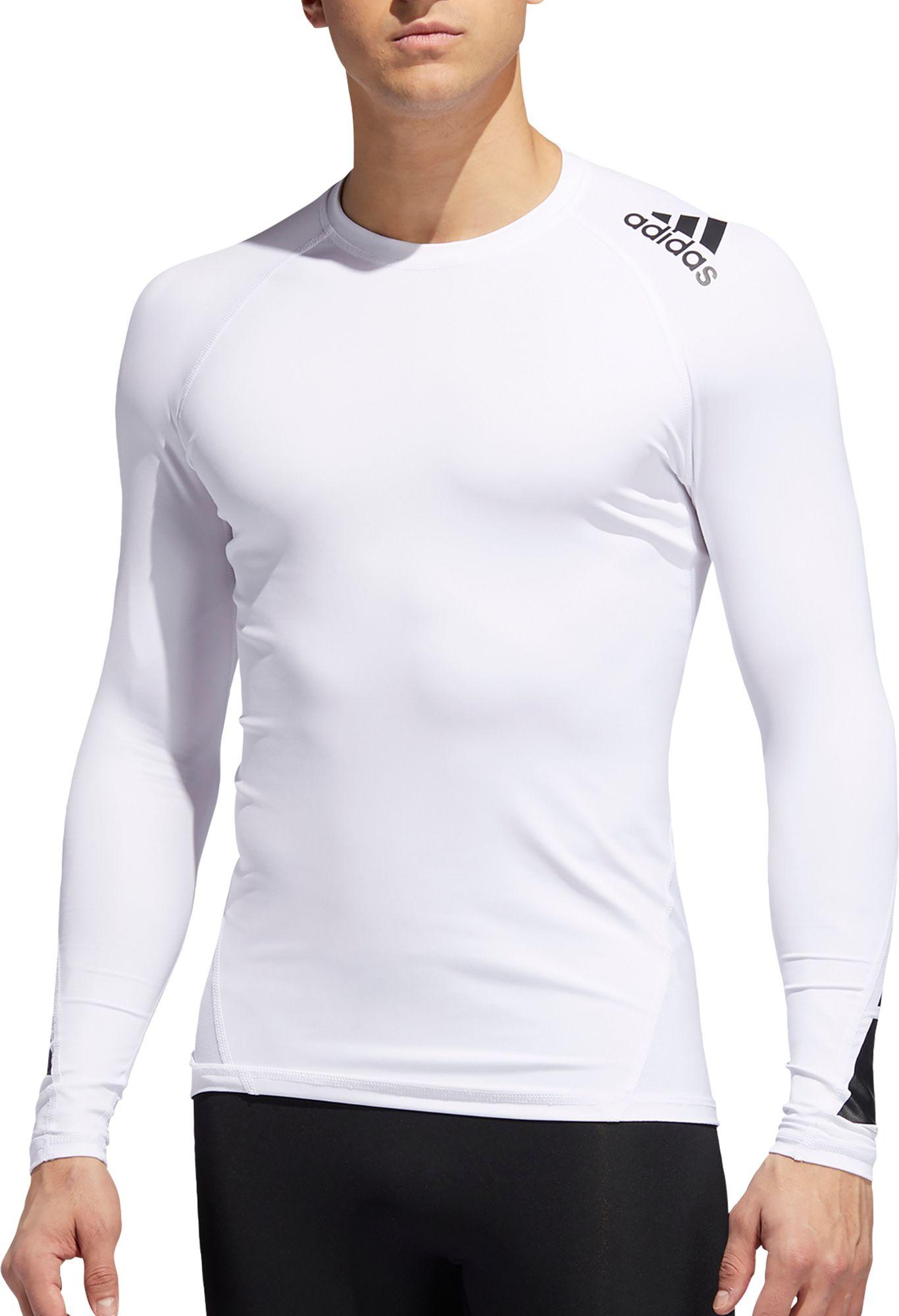 adidas long sleeve t shirt mens