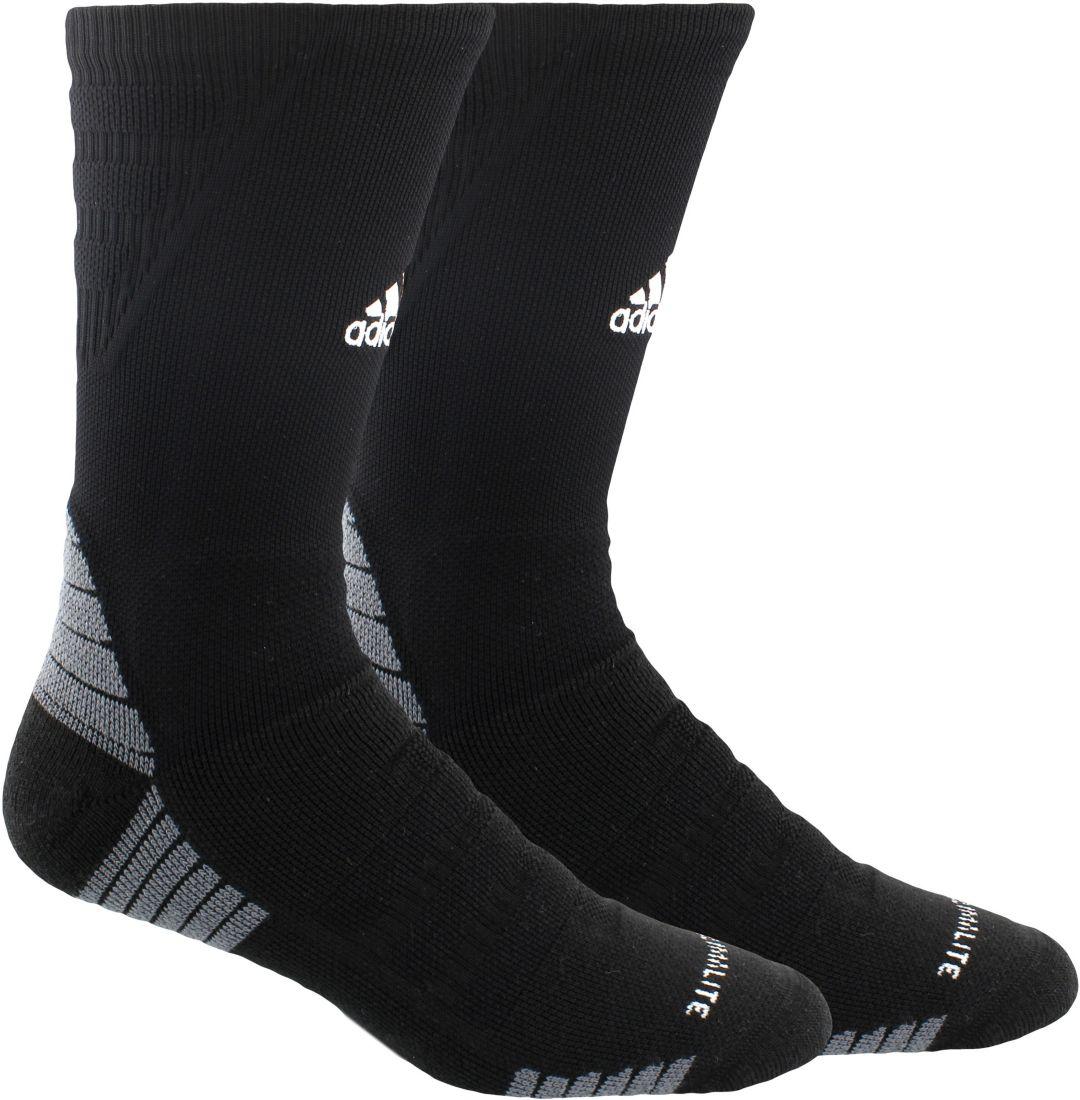 a80d06dec8080 adidas Alphaskin Maximum Cushioned Crew Socks. noImageFound. Previous