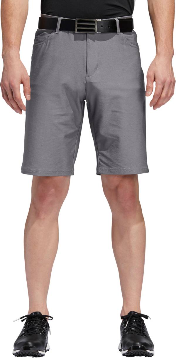 adidas Men's Ultimate365 Heather 5 Pocket Golf Shorts product image