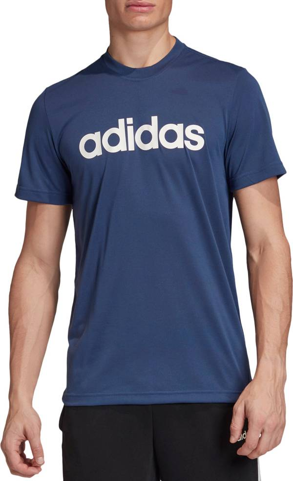 adidas Men's Designed 2 Move Climalite Soft Logo Graphic T-Shirt product image