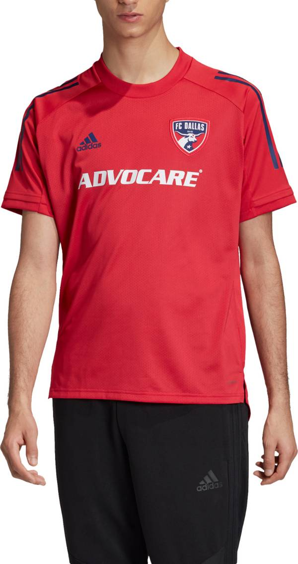 adidas Men's FC Dallas Red Training Jersey product image