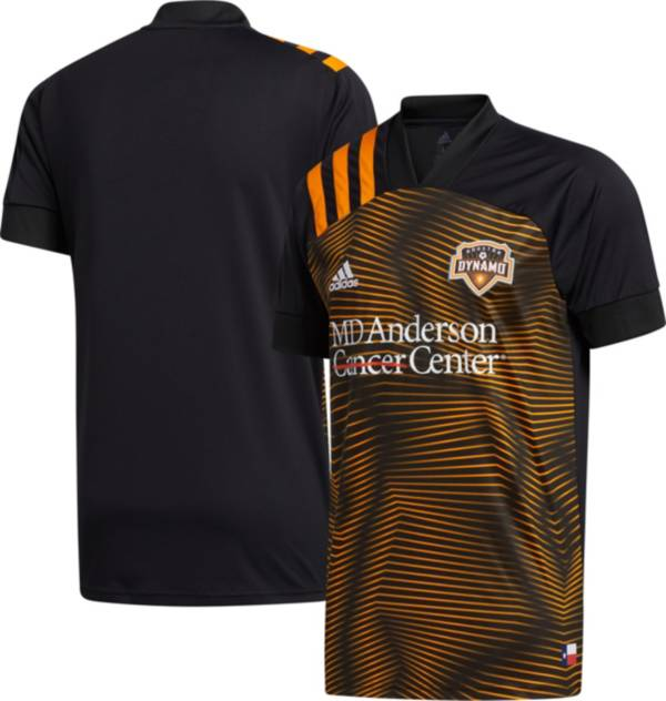 adidas Men's Houston Dynamo '20 Secondary Replica Jersey product image