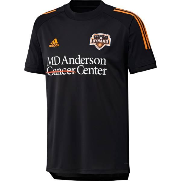 adidas Men's Houston Dynamo Black Training Jersey product image
