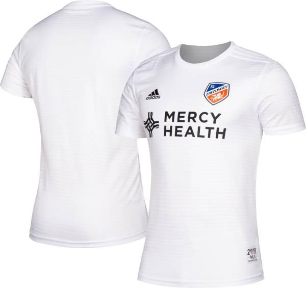 adidas Men's FC Cincinnati Secondary Replica Jersey product image