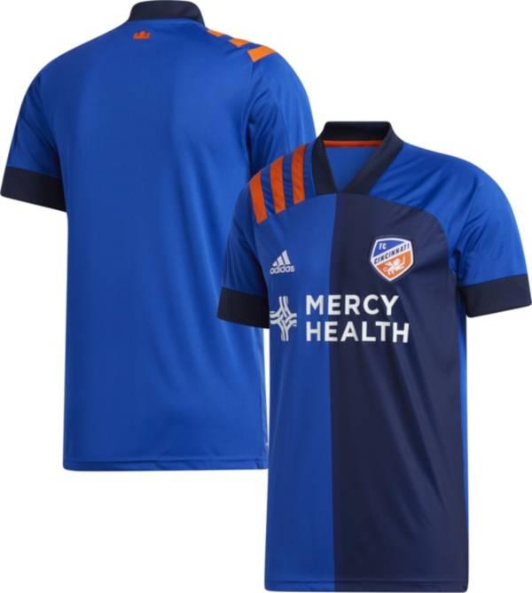 adidas Men's FC Cincinnati '20 Primary Replica Jersey product image