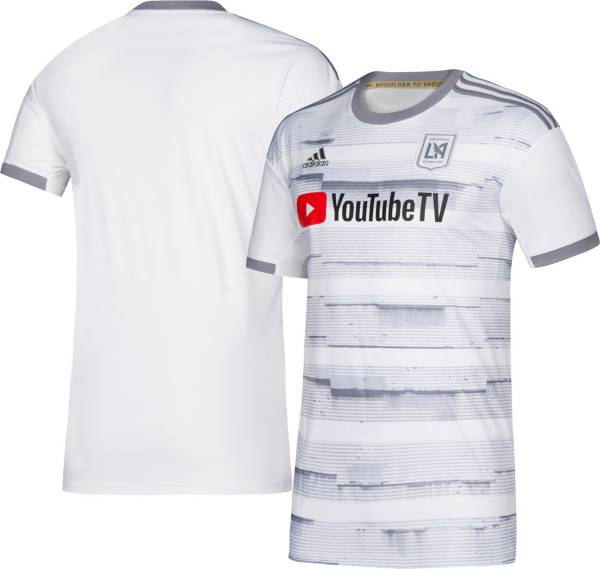 adidas Men's Los Angeles FC Secondary Replica Jersey product image