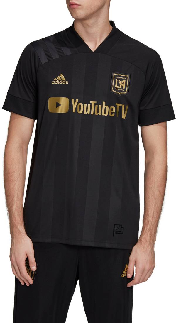 adidas Men's Los Angeles FC '20 Primary Replica Jersey product image