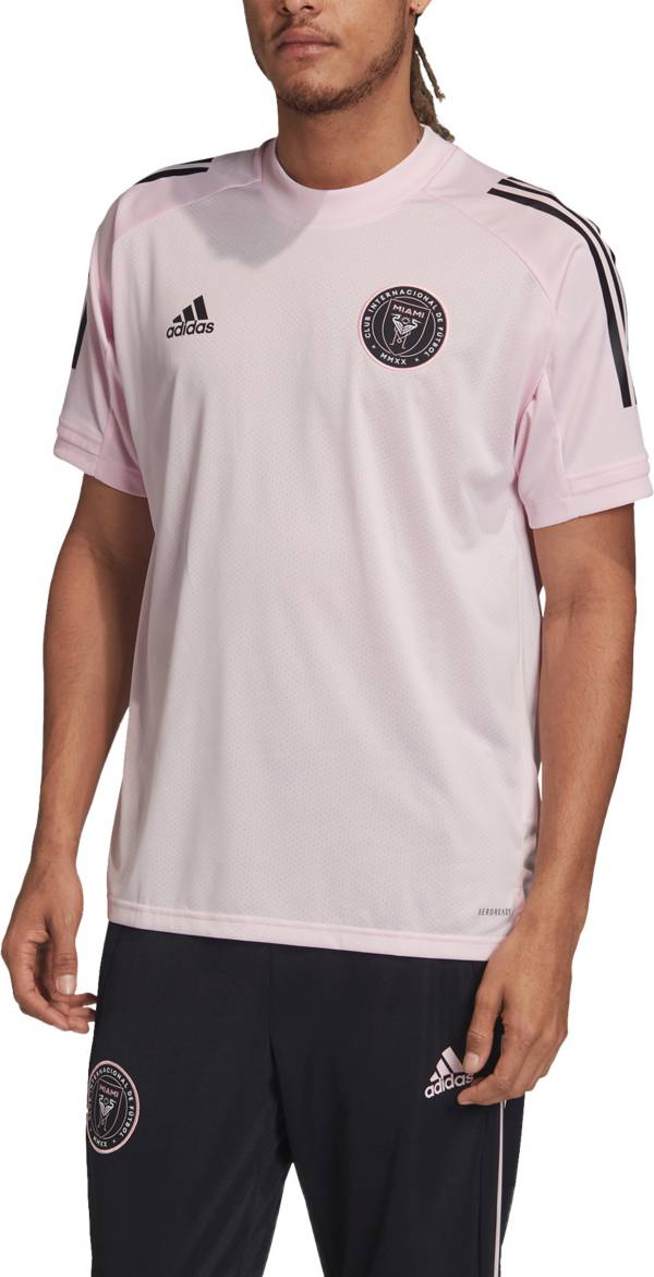 adidas Men's Inter Miami CF Pink Training Jersey product image