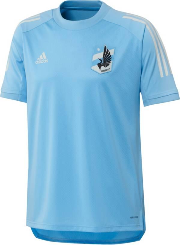 adidas Men's Minnesota United FC Blue Training Jersey product image
