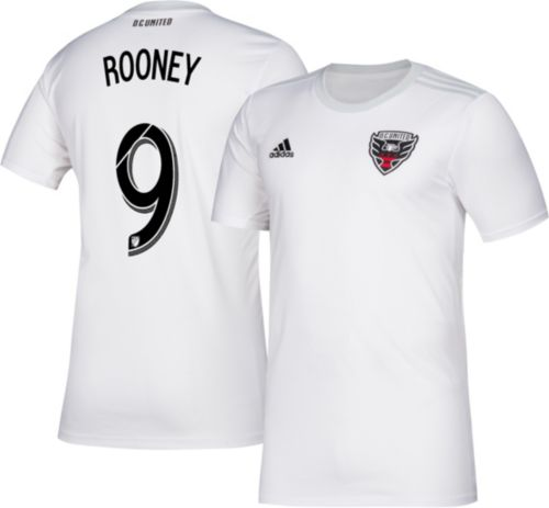 0a76d51023c adidas Men's D.C. United Wayne Rooney #10 Secondary Replica Jersey.  noImageFound. Previous
