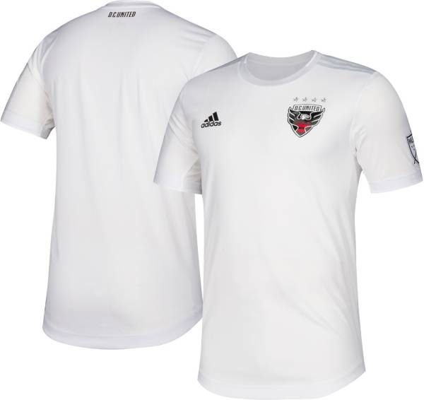 adidas Men's D.C. United Secondary Authentic Jersey product image