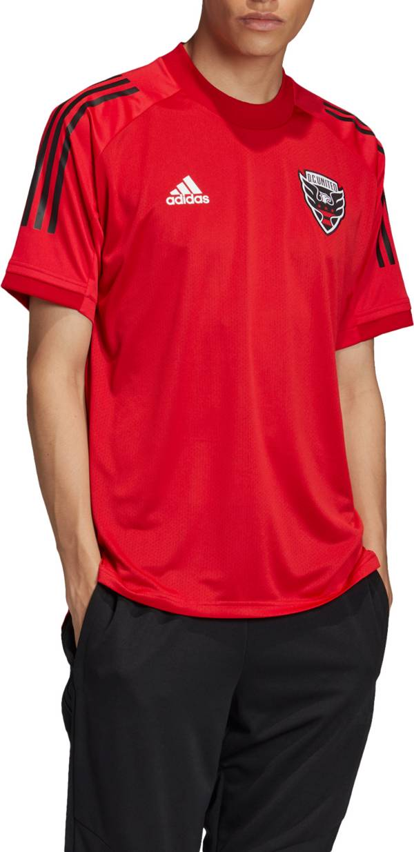 adidas Men's D.C. United Red Training Jersey product image