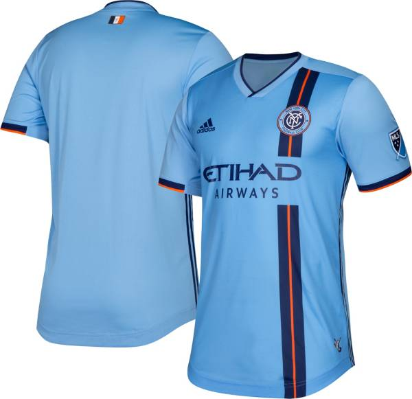 adidas Men's New York City FC Primary Authentic Jersey product image