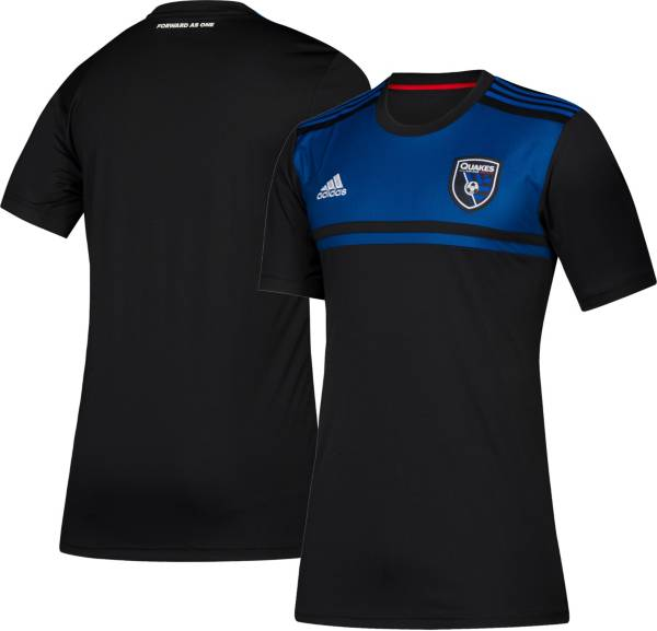 adidas Men's San Jose Earthquakes Primary Replica Jersey product image