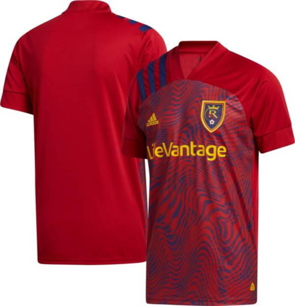adidas Men's Real Salt Lake '20 Primary Replica Jersey product image