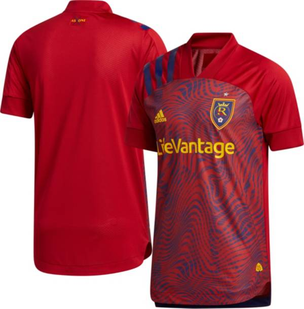 adidas Men's Real Salt Lake '20 Primary Authentic Jersey product image