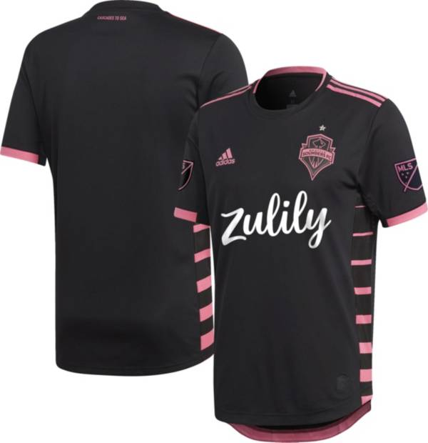 adidas Men's Seattle Sounders Secondary Authentic Jersey product image