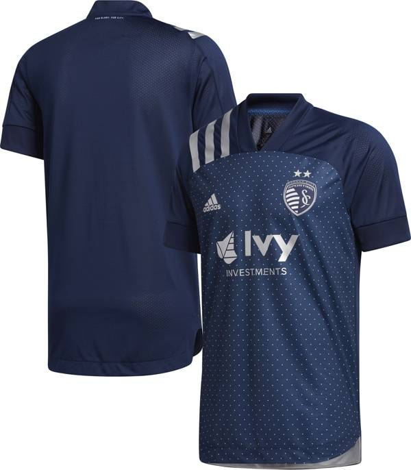 adidas Men's Sporting Kansas City '20 Secondary Authentic Jersey product image