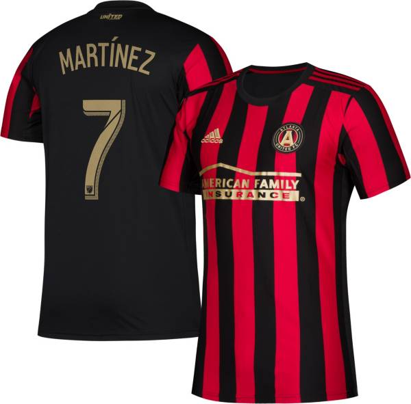 adidas Men's Atlanta United Josef Martinez #17 Primary Replica Jersey product image