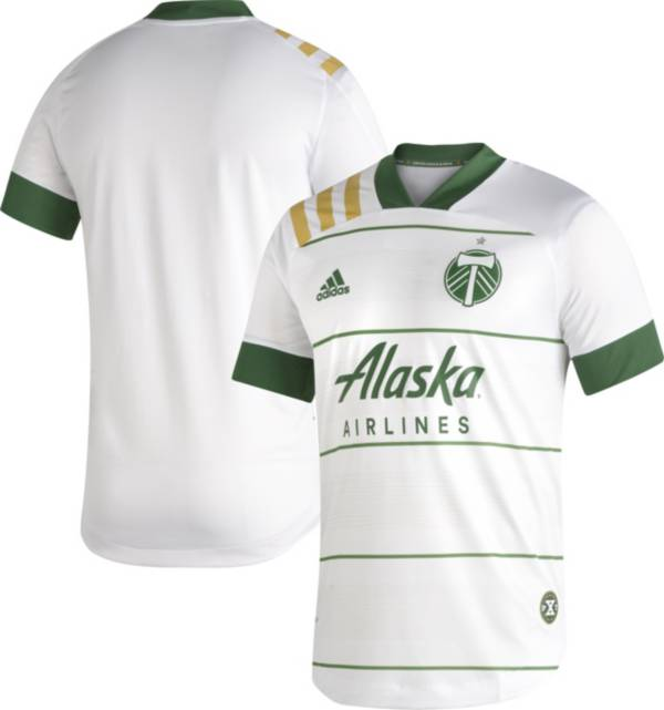 adidas Men's Portland Timbers '20 Secondary Authentic Jersey product image
