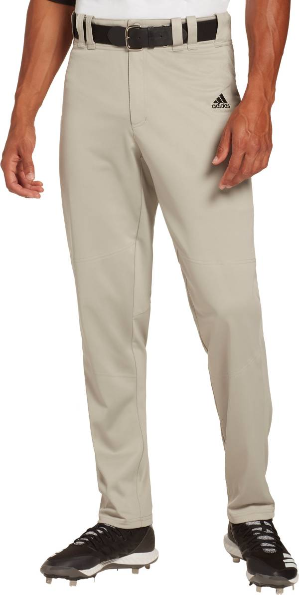 adidas Men's Elevated Tapered Open Bottom Baseball Pants product image