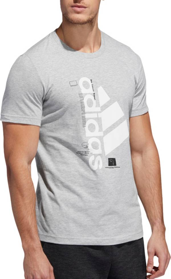 adidas Men's Work In Progress Amplifier Graphic T-Shirt product image