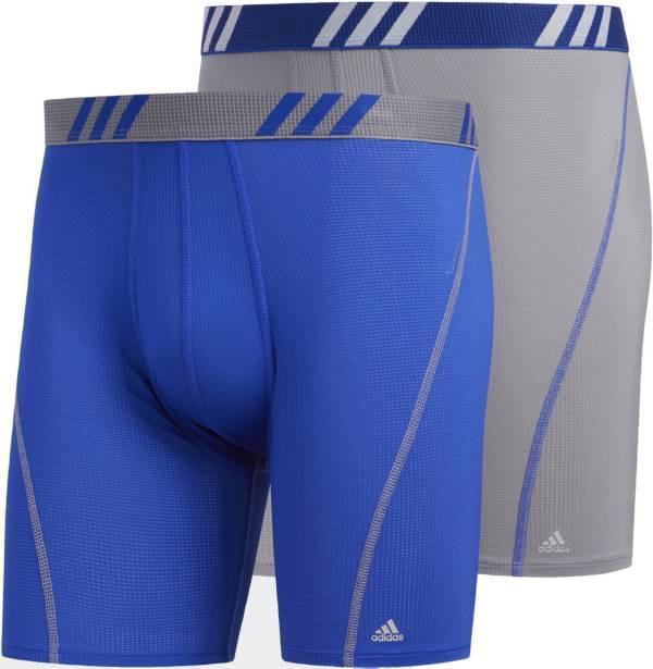 adidas Men's Sport Performance Mesh Boxer Briefs – 2 Pack product image
