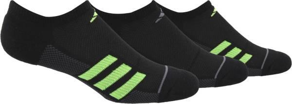 adidas Men's Superlite Stripe II No Show Socks 3-Pack product image