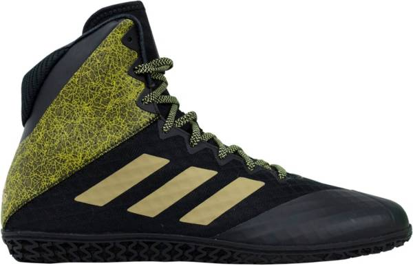 adidas Men's Mat Wizard Hype Wrestling Shoes product image