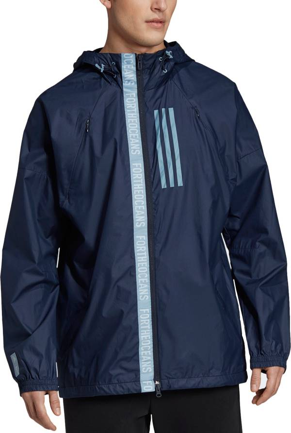 adidas Men's W.N.D Parley Windbreaker Jacket product image