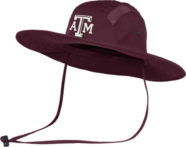 adidas Men's Texas A&M Aggies Maroon Safari Performance Hat product image