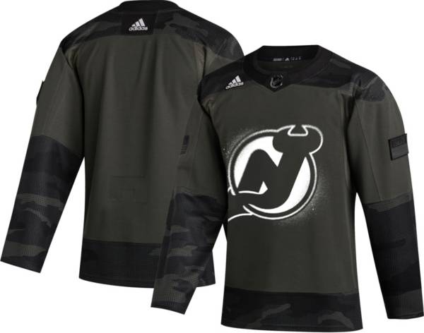 adidas Men's New Jersey Devils Camo Authentic Pro Jersey product image