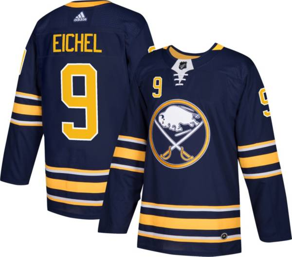 adidas Men's Buffalo Sabres Jack Eichel #9 Authentic Pro Home Jersey product image