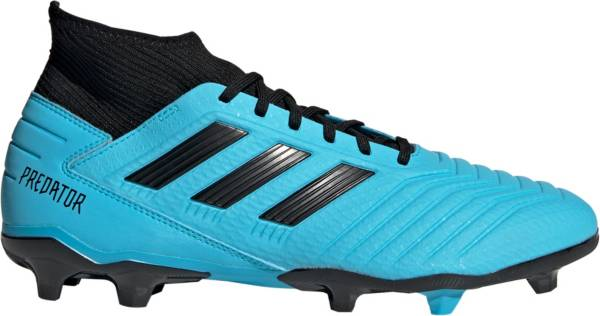 adidas Predator 19.3 Men's FG Soccer Cleats product image