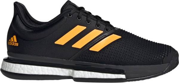 adidas Men's SoleCourt Boost Tennis Shoes product image