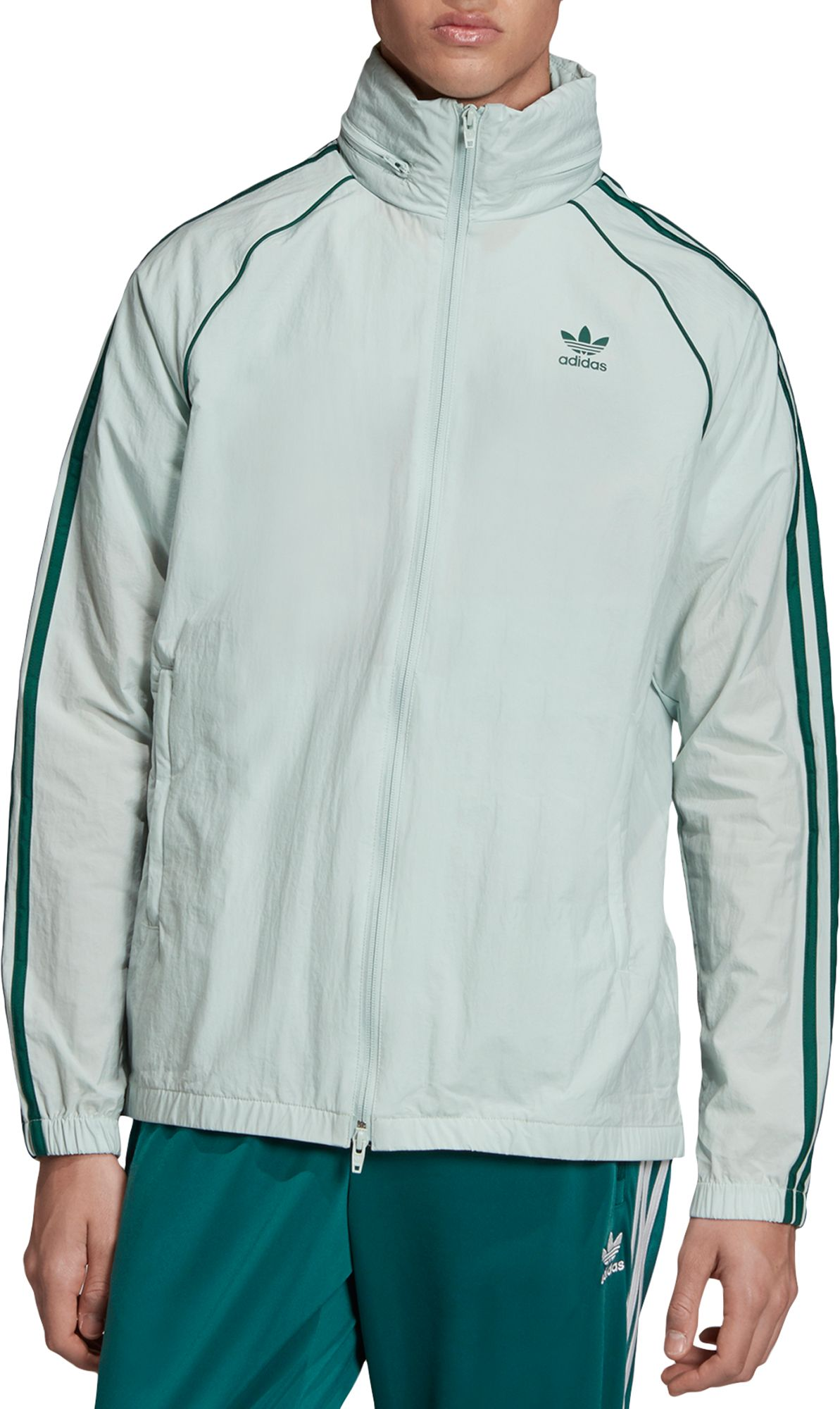adidas originals windbreaker jacket